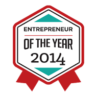 Entrepreneur of the Year - Domo awards