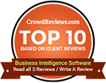 CrowdReviews - Best Business Intelligence Software