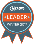 G2 Crowd - Leader 2017
