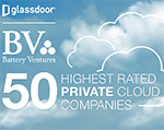Glassdoor & Battery Ventures - 50 Highest Rated Cloud Companies