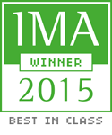 Interactive Media Awards 2015 Best in Class - Domo awards