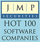 JMP Securities - Hot 100: Best Privately Held Companies - Domo awards