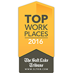Salt Lake Tribune - Top Workplaces