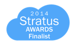 Business Intelligence Group Stratus Awards Finalist - Domo awards
