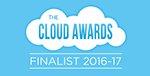 The Cloud Awards - Finalist 2017