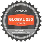 AlwaysOn Global 2014 Top 250 Private Companies - Domo awards